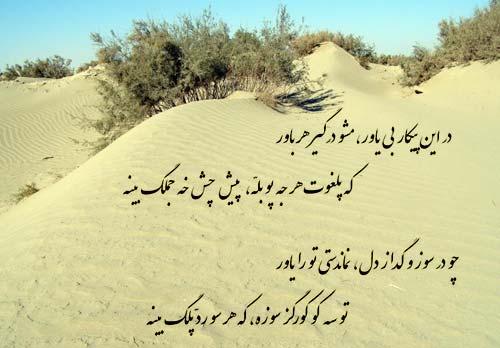 رسم الخط سیستانی - حامد صوفی